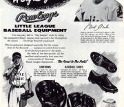 1955 little leaguer magazine october