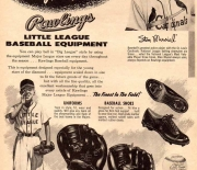 1955 little leaguer magazine