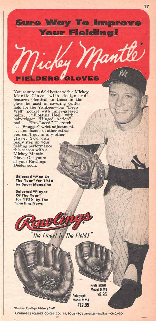 1956 sport magazine