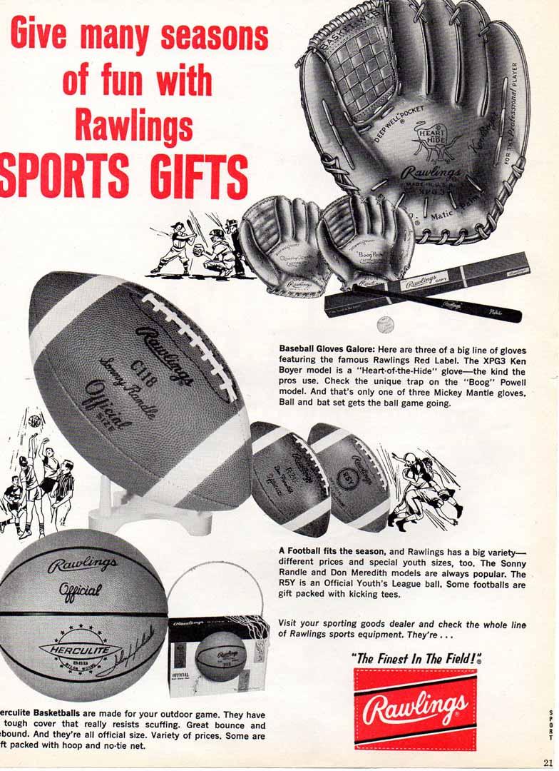 1966 sport magazine