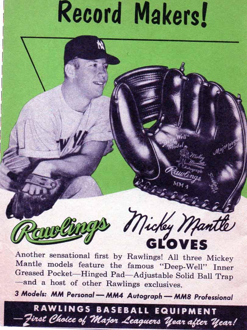 1955 baseball rules