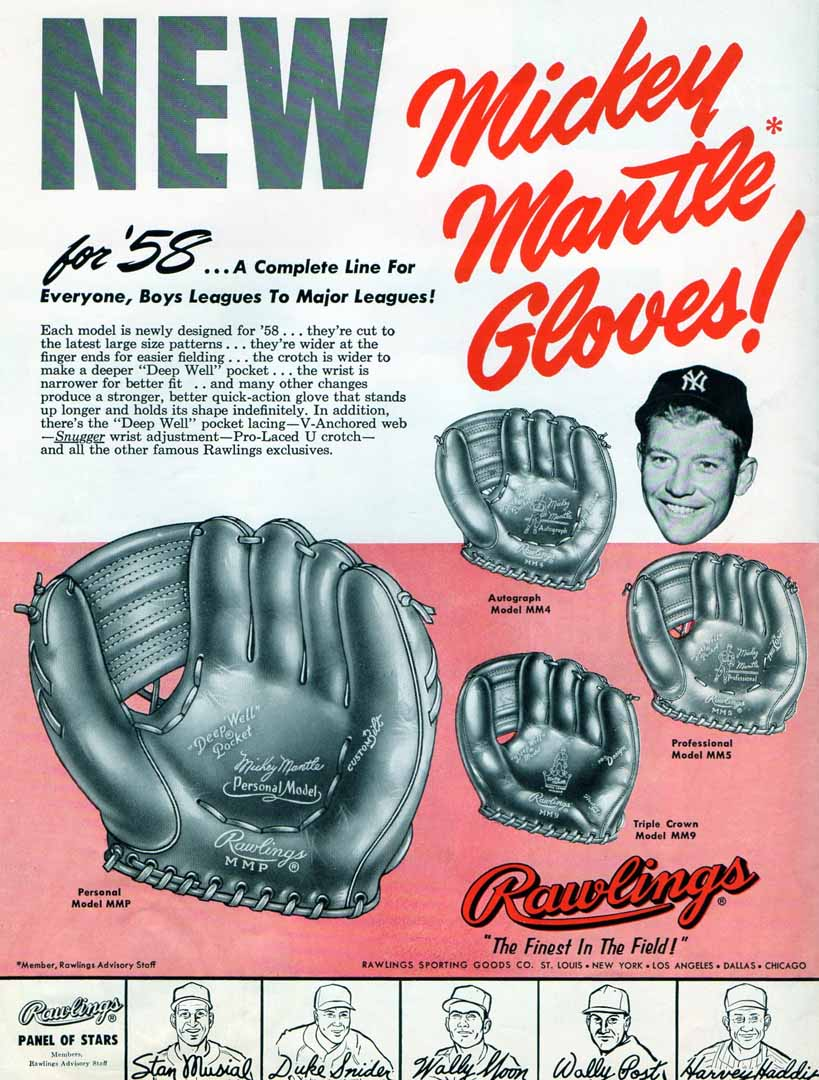 1958 rawlings roundup