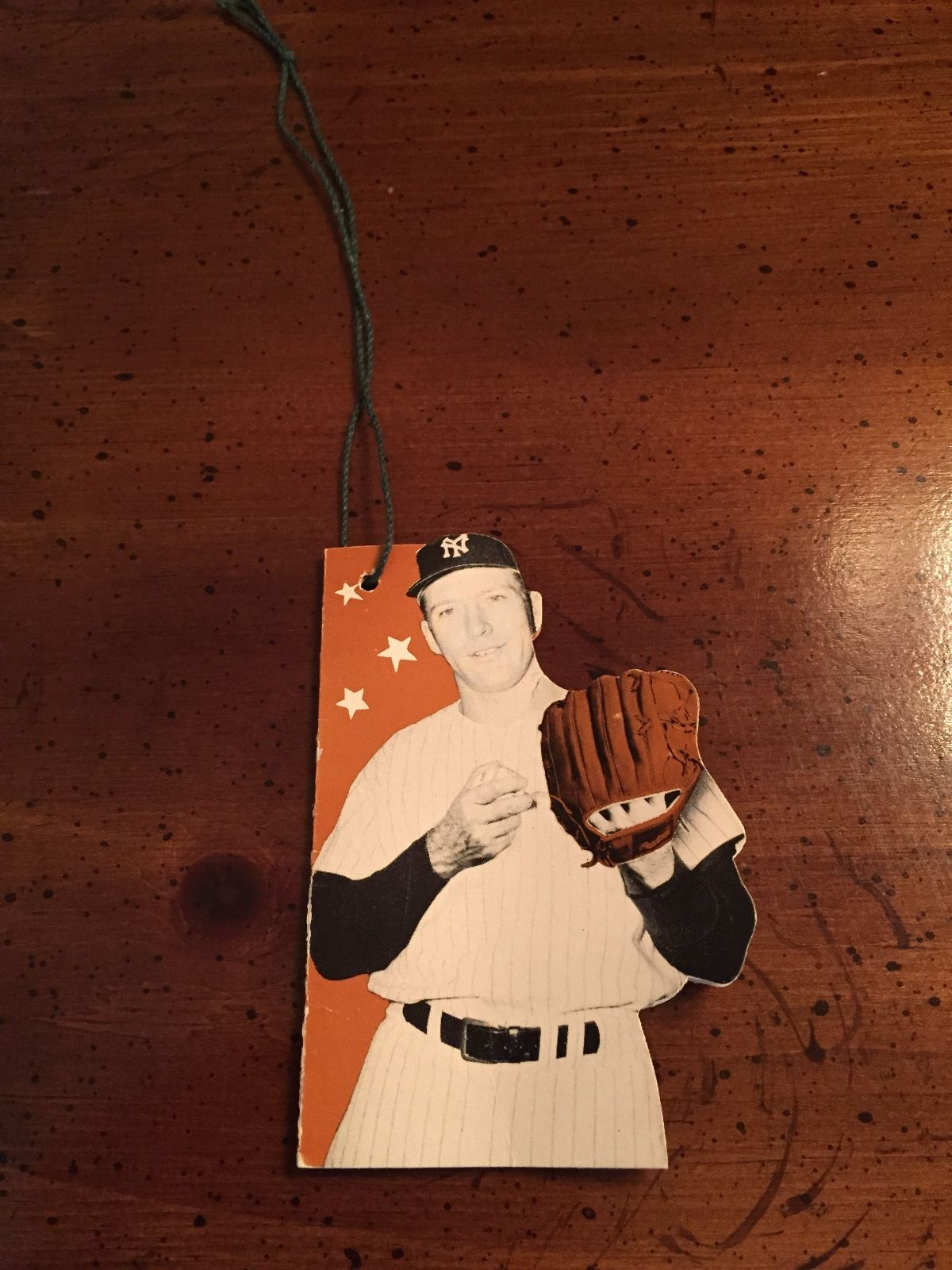 rawlings glove hang tag