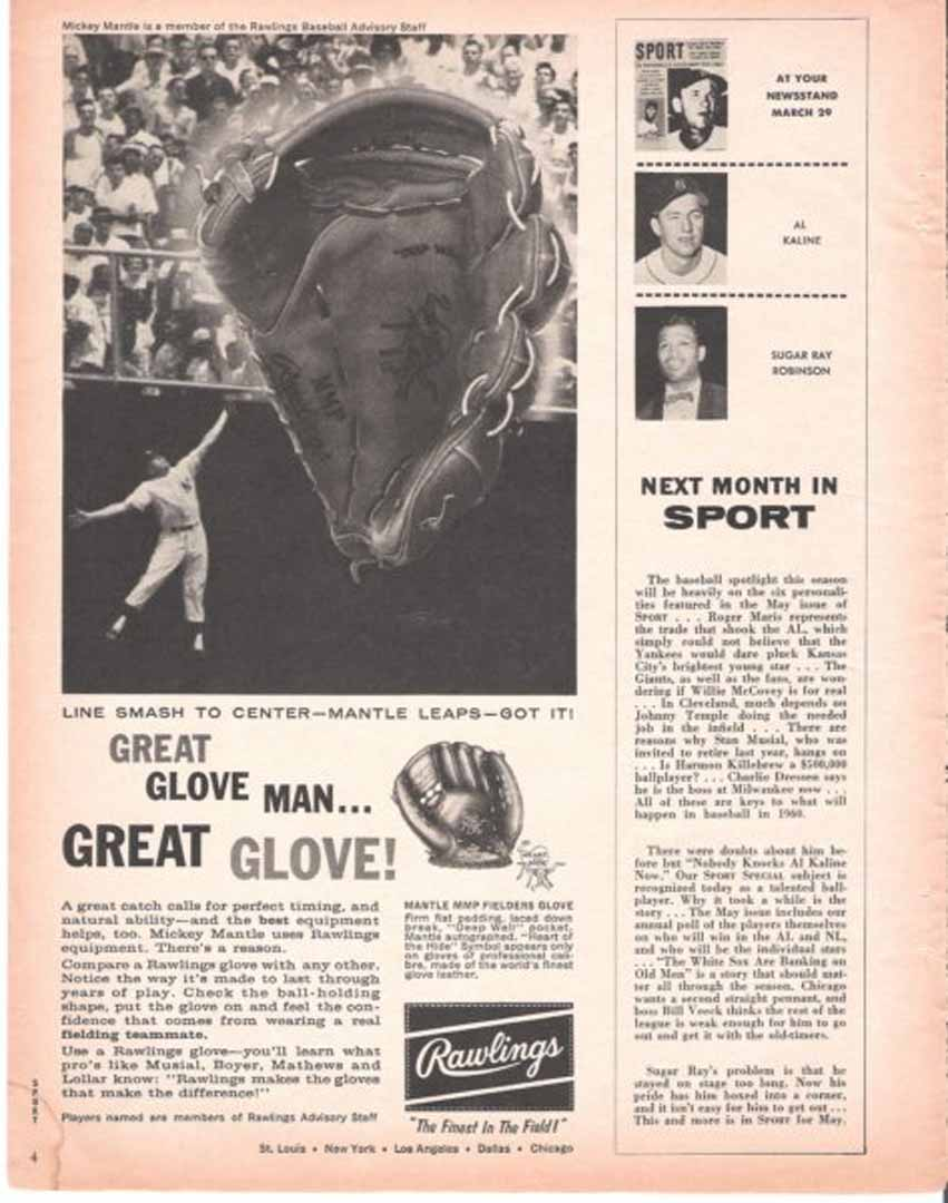 1959 sport magazine