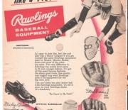 1957 catholic boy magazine april