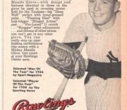 1957 sports review baseball