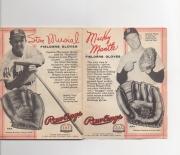 1958 rawlings baseball rules