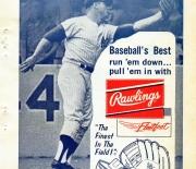 1964 official baseball annual non pro