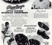 1955 little leaguer magazine october