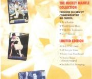 1992 mantle 3 card set Score ad