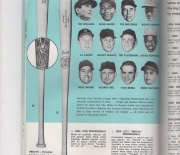 1959 spalding spring and summer