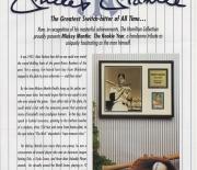 1994 hamilton, 4 page slick
