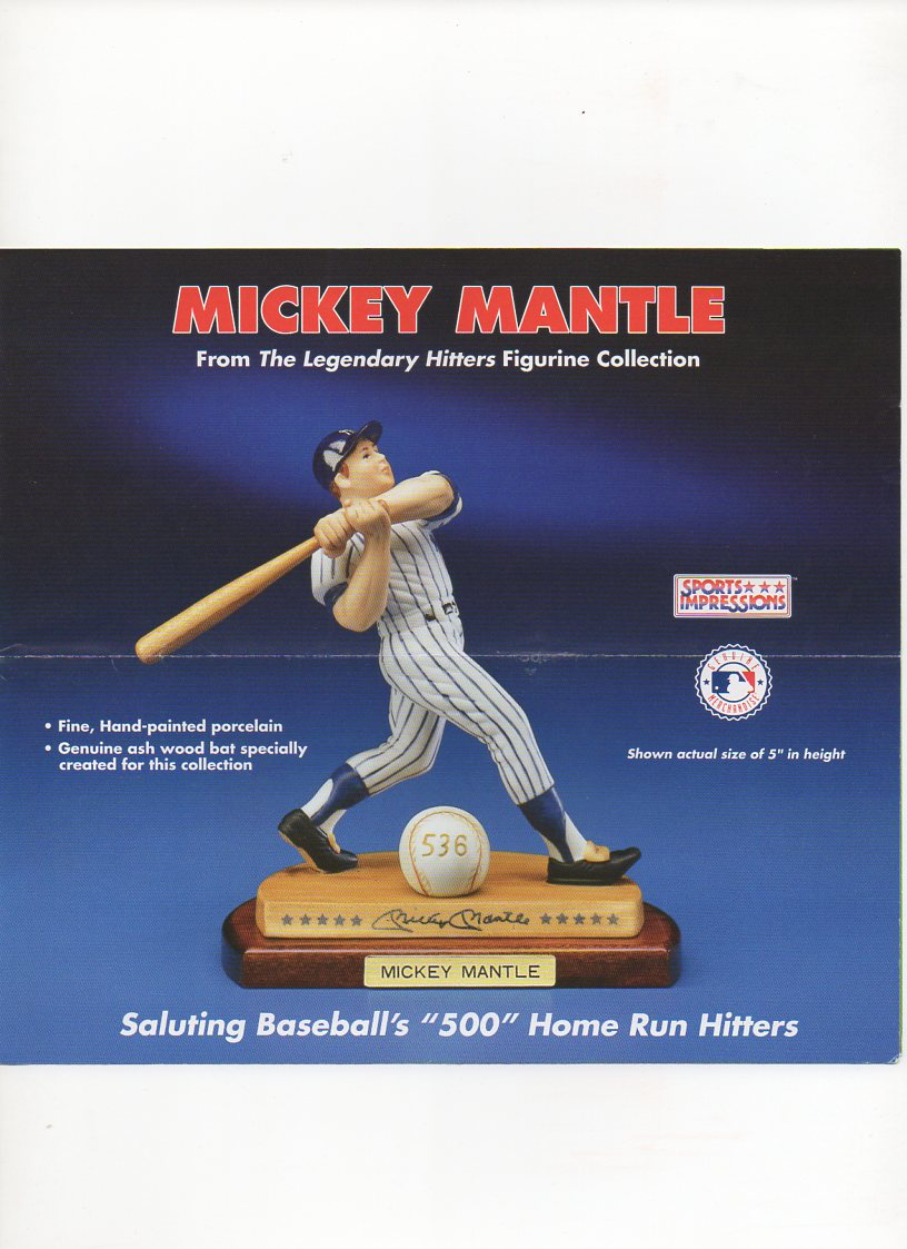1992 sports impressions/hamilton 4 pg. flyer