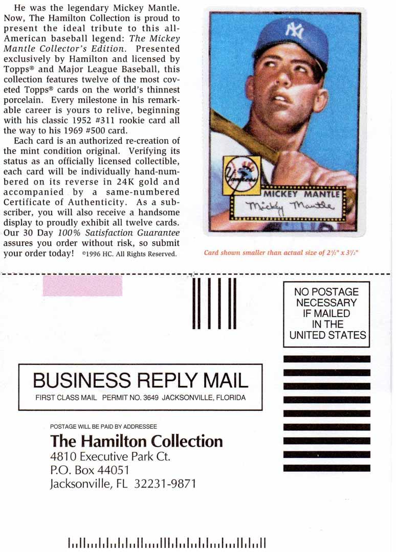 1996 hamilton