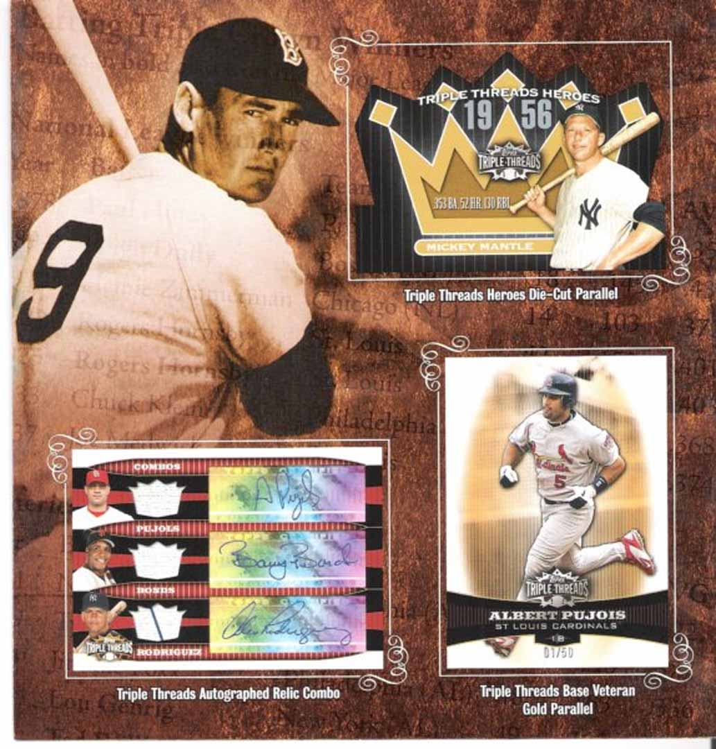 2006 triple threads