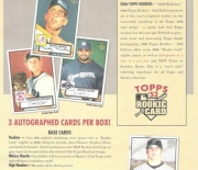2006 rookies 1952 edition
