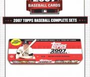 2007 baseball complete sets