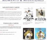 2008 moments and milestones