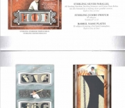 2008 sterling card book