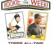 2006 rookie of the week