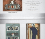 2008 topps sterling multipage booklet