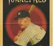 2007 topps two sided flyer, dick perez bio on back