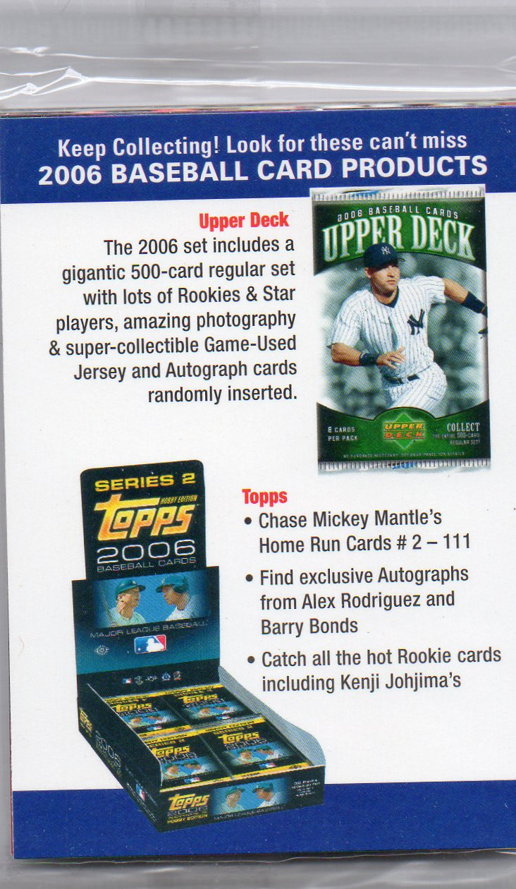 2006 topps series 2