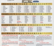 1997 players club, 2 sided flyer