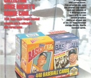 1996 series 1 and 2 mini cereal boxes