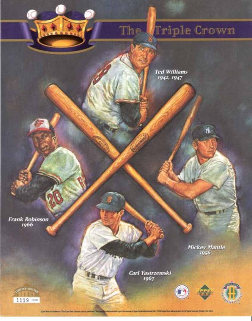 1994 triple crown