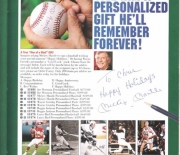 1994 sports collectibles and gifts holiday mag edition