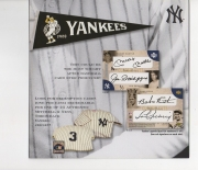 2004 upper deck 4 page booklet