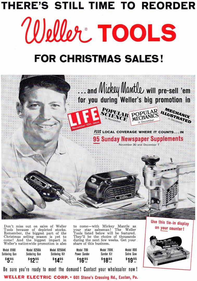 1958 hardware age 11/06
