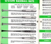 1957 wilson catalog