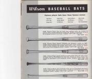 1956 wilson catalog