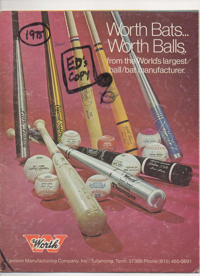 1975 worth catalog